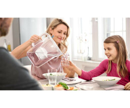 BRITA Style - Pitcher water filter - Grey,Transparent - 2.4 L - 1.4 L - Germany - 265 mm