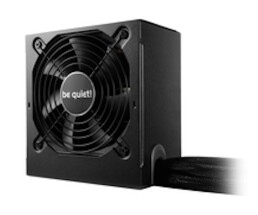 Be Quiet! System Power 9 - 600 W - 200 - 240 V - 50 Hz - 6 A - Active - 120 W