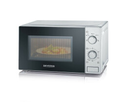 Severin MW 7895 microwave Combination microwave L 20 700 W Stainless steel