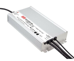Meanwell MW HLG-600H-24B - switching power supply closed...