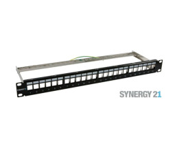 Synergy 21 88976 Patch Panel - RAL 9,005
