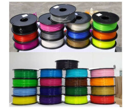 Synergy 21 3D filament PLA / Changing color 1.75mm / Gray...