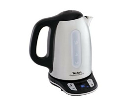 Tefal Express Control KI240D electric kettle 1.7 L Black,...
