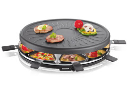 SEVERIN Raclette RG 2681 - Raclette Party Grill - RG 2681