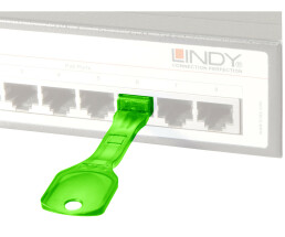 Lindy 40472 10-Port Network Accessory