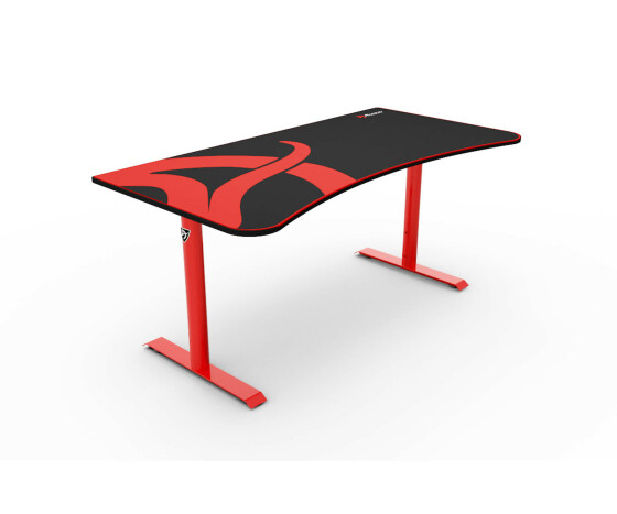 Arozzi Arena Arena - Straight - Metal - Red - 80 kg - 1600 mm - 820 mm