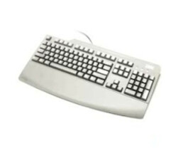 Lenovo Preferred Pro - Tastatur - USB - Deutsch - Pearl...