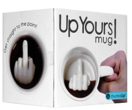 Thumbs up 0001218 - one - one - white - ceramic -...