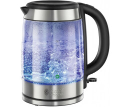 Russell Hobbs 21600-57 GLASS KETTLE - 1.7 L - 2200 W -...