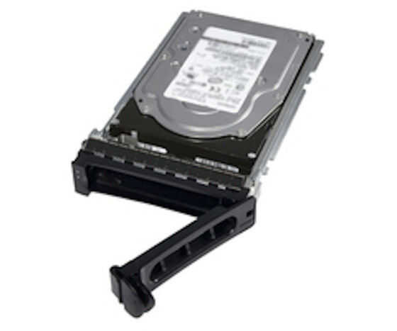 Dell - Festplatte - 2.4 TB - Hot-Swap - 2.5 (6.4 cm) - SAS 12Gb/s - 10000 rpm