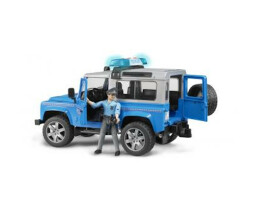 Brother Land Rover Stat. police