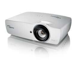 Optoma EH470 - DLP projector - Portable - 3D - 5000 LM -...