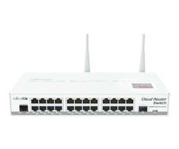 MikroTik CRS125-24G-1S-2HND-IN - Dual-band (2.4 GHz / 5...