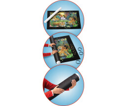 Ravensburger Roll your Puzzle XXL - Puzzle storage system...