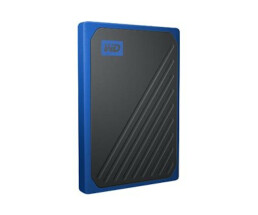 WD My Passport Go WDBMCG5000ABT - 500 GB SSD - extern...