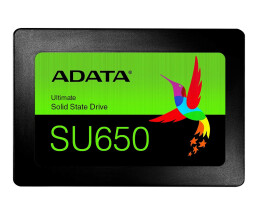 "ADATA Ultimate SU650 - 960 GB SSD - intern - 2.5""..."