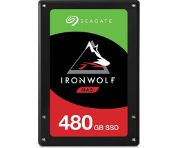 "Seagate IronWolf 110 - 480 GB - 2.5"" - 560 MB/s - 6..."