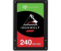 "Seagate IronWolf 110 - 240 GB - 2.5"" - 560 MB/s - 6..."