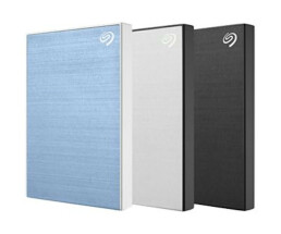 Seagate Backup Plus Portable 5TB silver - Hdd - 2.5 ""