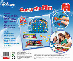 Jumbo Guess The Film, Disney. Genre: Quiz-Spiel,...