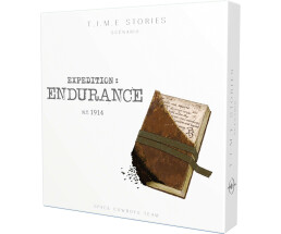 Asmodee T.I.M.E Stories - Die Endurance Expedition -...