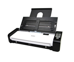 Avision AD215 Series AD215L - Document Scanner - Contact...