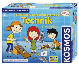 Kosmos 602239 - Engineering - Experiment kit - 5 yr(s) - 371 mm - 80 mm - 299 mm