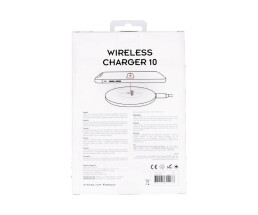 SKROSS charger Wireless charger 10 black