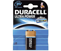 Duracell 105416. Akku-/Batterietyp: Single-use battery,...