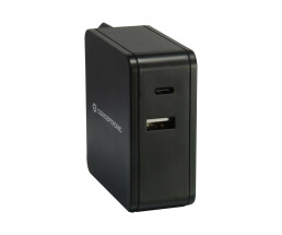 Conceptronic ALTHEA 2-Port 60W USB PD Charger - Indoor -...