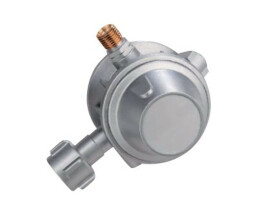 LANDMANN 7805 - Gas pressure regulator - Silver -...