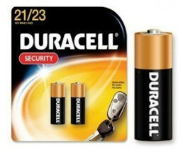 Duracell Security MN21 - Batterie 2 x 3LR50 - Alkalisch -...