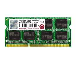 Transcend JetMemory - DDR3L - 8 GB - SO DIMM 204-PIN -...