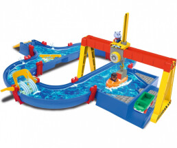 AquaPlay ContainerPort - Waterway Channel System - Boy /...
