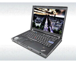 IBM Lenovo Thinkpad T61 6463 - 80GB DVD-CDRW - C2D 2,0GHz...