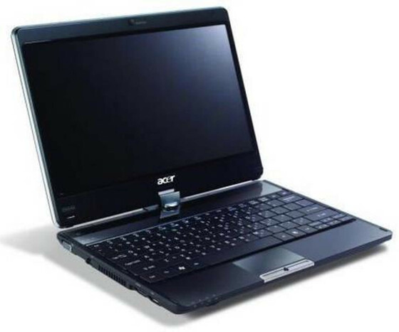 Acer Aspire 1825PTZ-412G25 Multi Touch Screen 1,3GHz 250GB 2GB