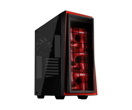 SilverStone RL06 - Tower - PC - Tempered glass -...