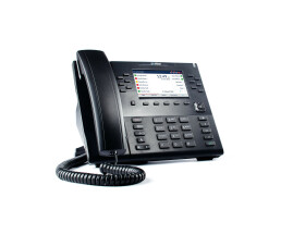 Mitel 6869 SIP Phone - VoIP Phone - Three Road Call Feature
