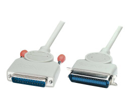 Lindy PC Parallel Printer Cable - 5m - 5 m - Male...
