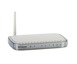 NETGEAR DG834GB 54 MBit/s Wireless ADSL Firewall Router -...
