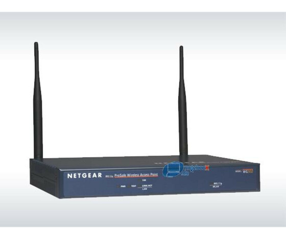 NETGEAR WG302 802.11g ProSafe Wireless Access Point - Gebraucht