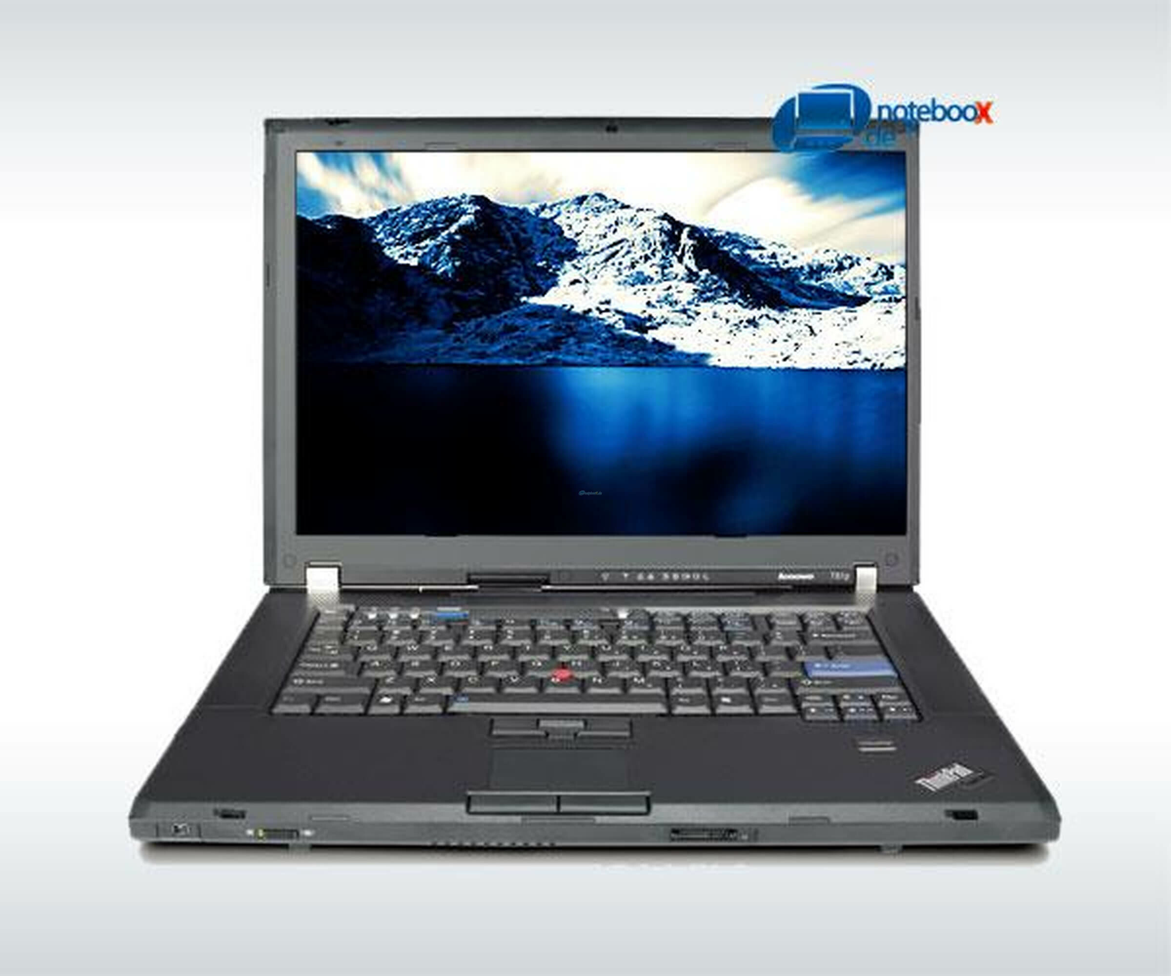 IBM Thinkpad T61P 6458-V5C T7300 2,0GHz 2GB 160GB DVDRW Quadro FX 570M