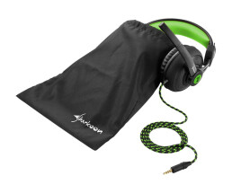 Sharkoon Rush ER2 - Headset - Full-Size - kabelgebunden -...