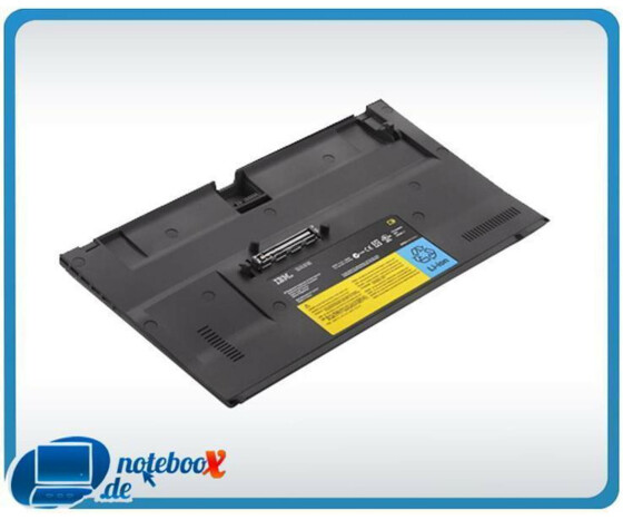 Lenovo ThinkPad Extended Life Battery Laptop Batterie - Lithium Ionen 4 Zellen - 1950 mAh 40Y7005