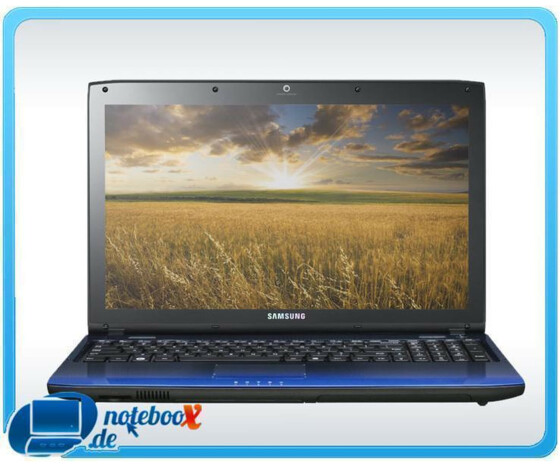 Samsung R590 Holest - Core i3 2.26 GHz - 15.6 Zoll - 4 GB RAM - 500 GB HDD