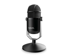 LogiLink USB microphone in high definition studio grade -...