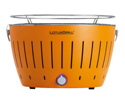LotusGrill G340 G-OR-34P - BBQ-Grill - Kohle