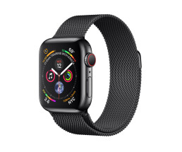 Apple Watch Watch Series 4 - OLED - Touchscreen - GPS...