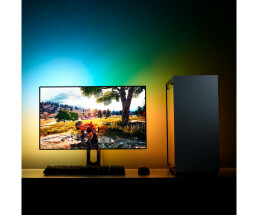 NZXT HUE 2 Ambient V2 - Ambient lighting kit - 53.3 cm...