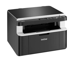 Brother DCP-1612WVB - Multifunction Printer - B / W -...